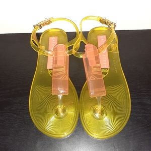 NWOT Katy Perry Ice Pop Popsicle Jelly Sandals